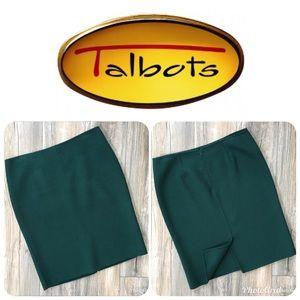 LIKE NEW TALBOTS Skirt Sz 12 Originally $129!